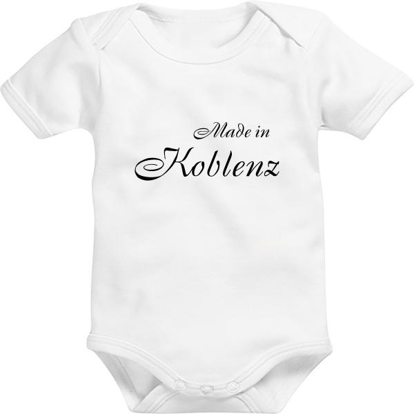 Baby Body: Made in Koblenz