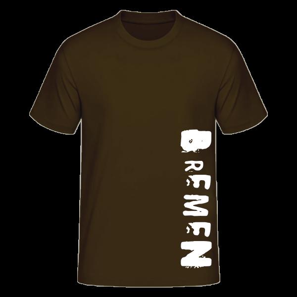 T-Shirt Bremen (Motiv: Slam)