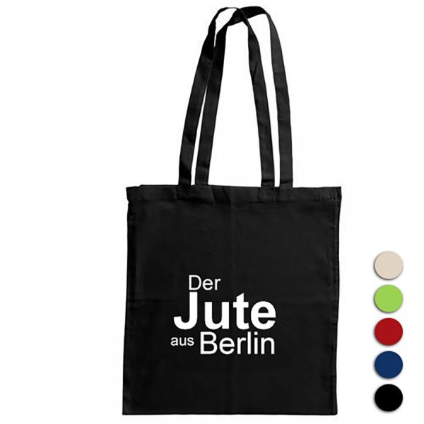 Der Jute aus Berlin (38x42 CM)