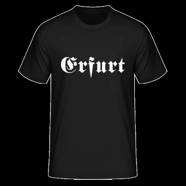 """Unisex T-Shirt Altdeutsch """"Erfurt"""""""