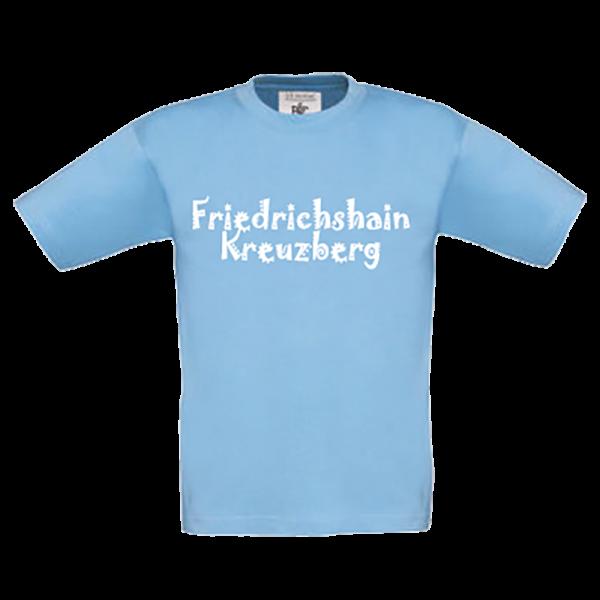 Jungen T-Shirt Friedrichshain-Kreuzberg