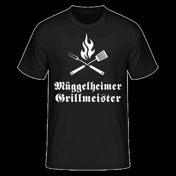 Müggelheimer Grillmeister T-Shirt