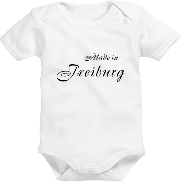 Baby Body: Made in Freiburg