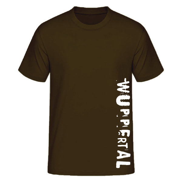 T-Shirt Wuppertal (Motiv: Slam)