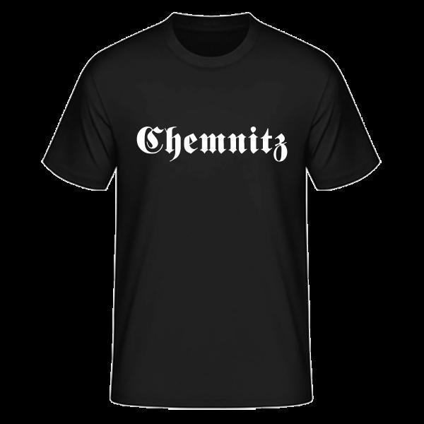 """Unisex T-Shirt Altdeutsch """"Chemnitz"""""""