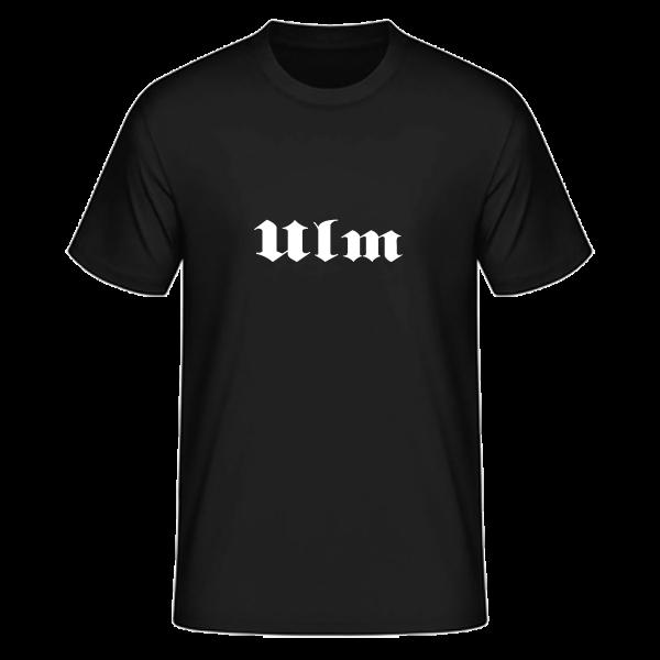"Unisex T-Shirt Altdeutsch ""Ulm"""