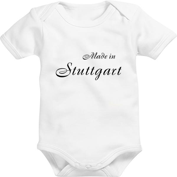 Baby Body: Made in Stuttgart
