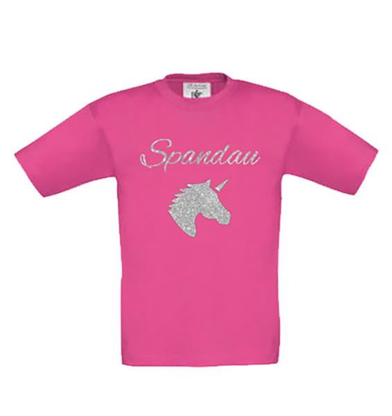 Mädchen T-Shirt Spandau