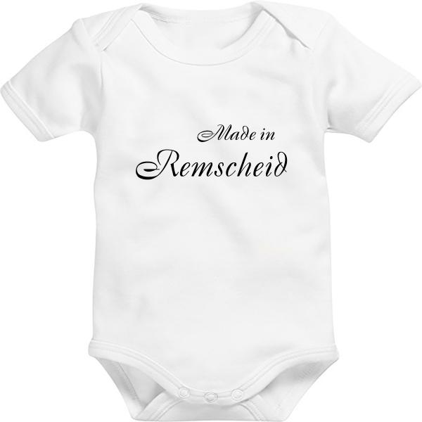 Baby Body: Made in Remscheid