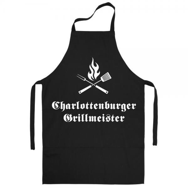 Schürze Charlottenburger Grillmeister