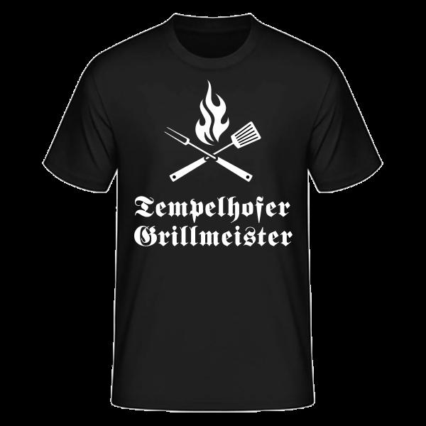 T- Shirt Tempelhofer Grillmeister