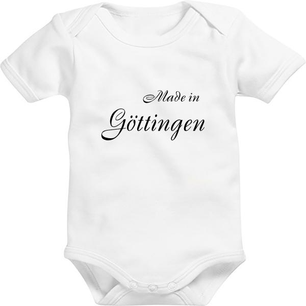 Baby Body: Made in Göttingen