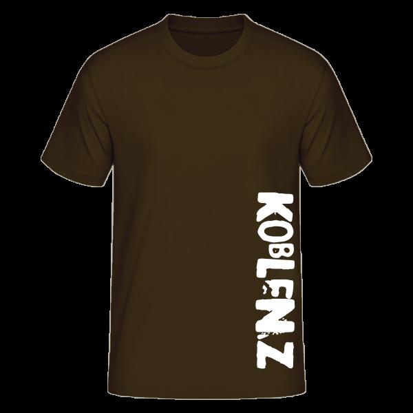 T-Shirt Koblenz (Motiv: Slam)