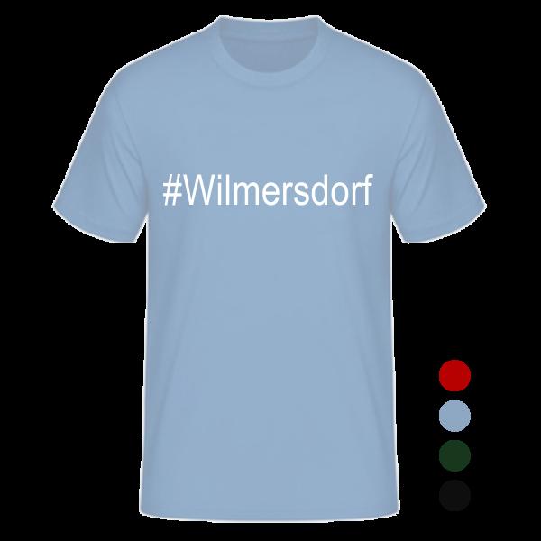 T- Shirt #Wilmersdorf