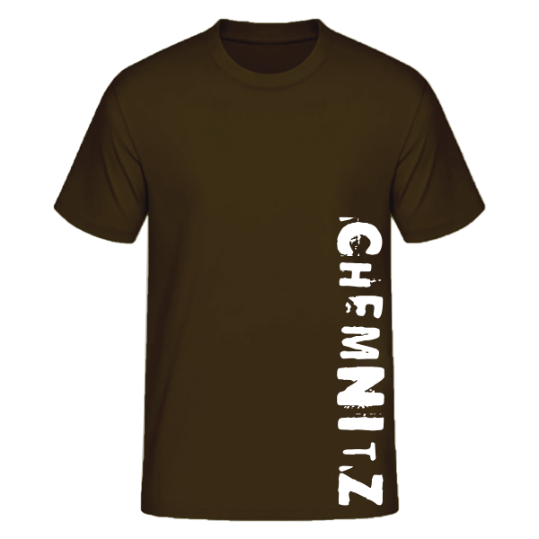 T-Shirt Chemnitz (Motiv: Slam)