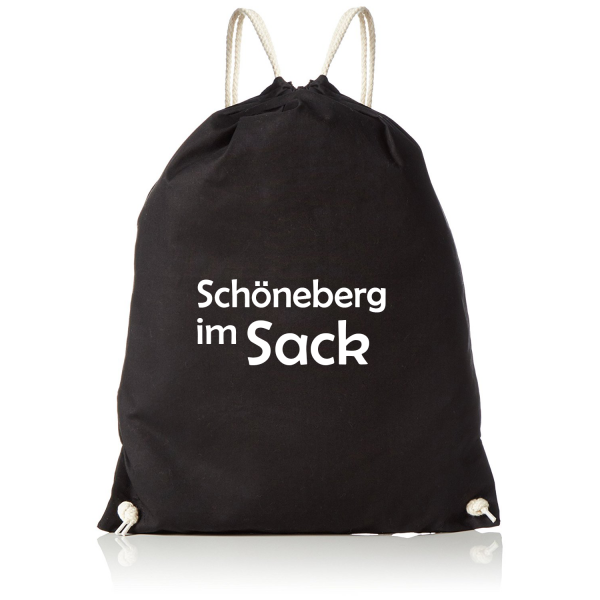Schöneberg im Sack - Sportbeutel