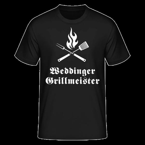 Weddinger Grillmeister T-Shirt