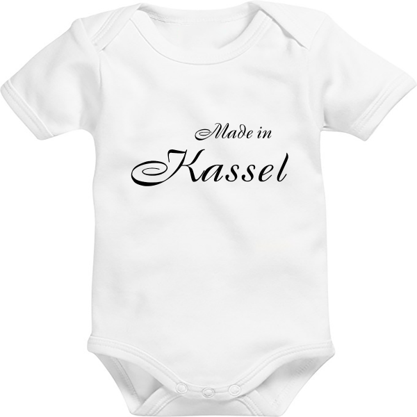 Baby Body: Made in Kassel