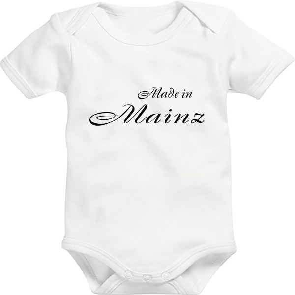 Baby Body: Made in Mainz