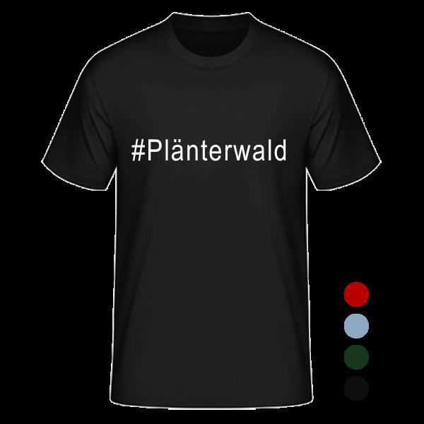 T- Shirt/ Kurzarmshirt #Plänterwald