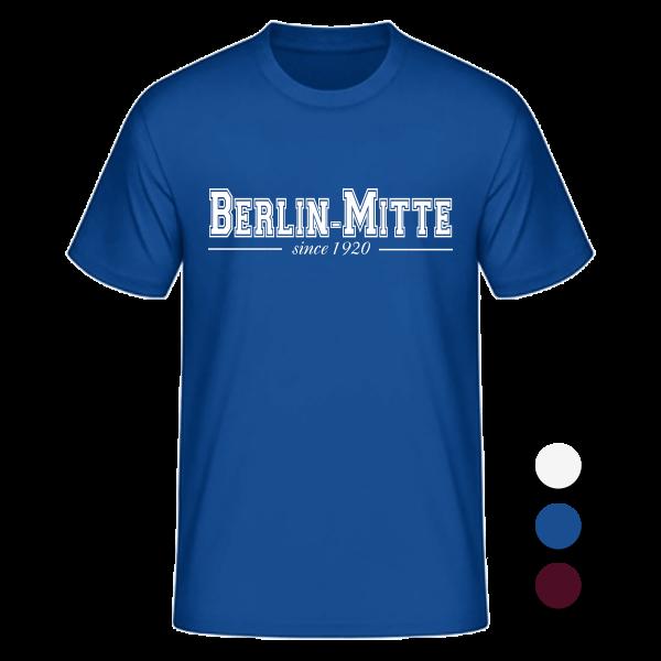 T-Shirt College Berlin-Mitte since 1920