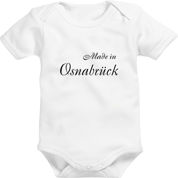 Baby Body: Made in Osnabrück
