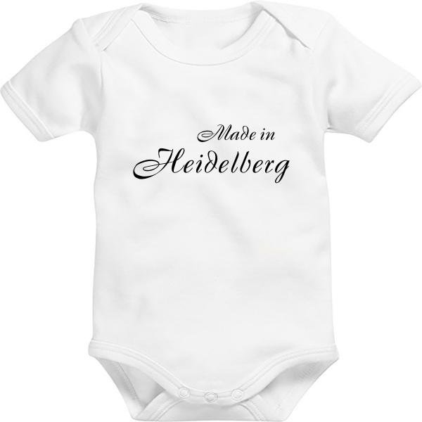 Baby Body: Made in Heidelberg