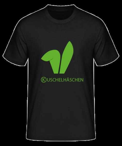 T- Shirt Kuschelhäschen Mann