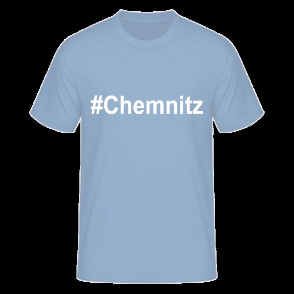 T-Shirt Kurzarmshirt #Chemnitz