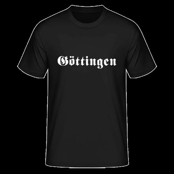 """Unisex T-Shirt Altdeutsch """"Göttingen"""""""