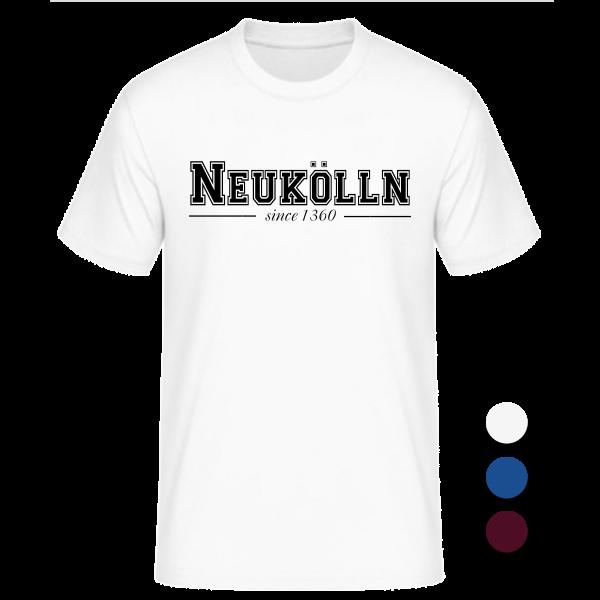 T-Shirt College Neukölln since 1360