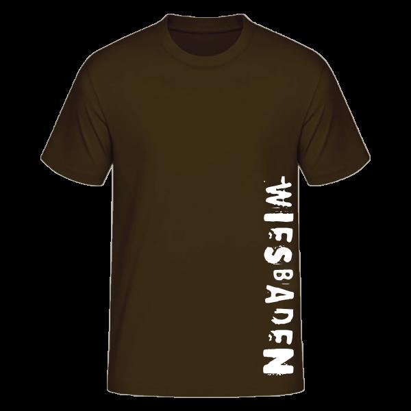 T-Shirt Wiesbaden (Motiv: Slam)