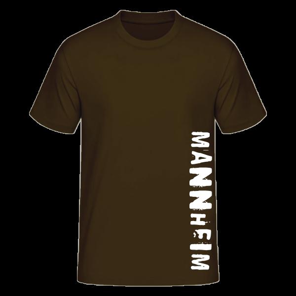 T-Shirt Mannheim (Motiv: Slam)