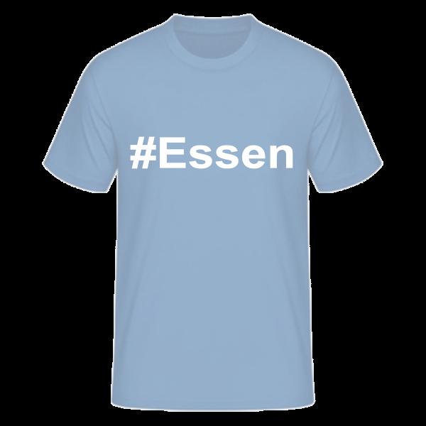 T-Shirt Kurzarmshirt #Essen