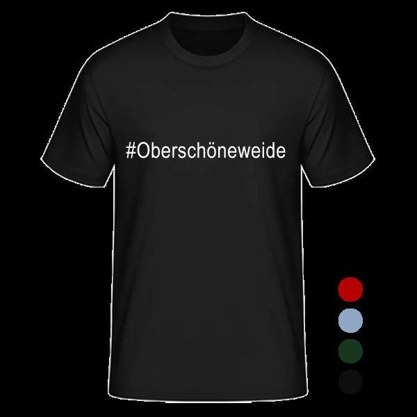 T- Shirt/ Kurzarmshirt #Oberschöneweide