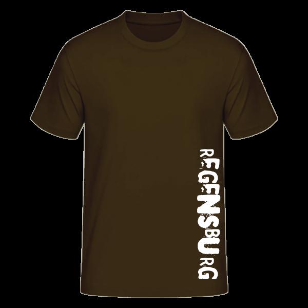 T-Shirt Regensburg (Motiv: Slam)