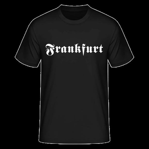 "Unisex T-Shirt Altdeutsch ""Frankfurt"""