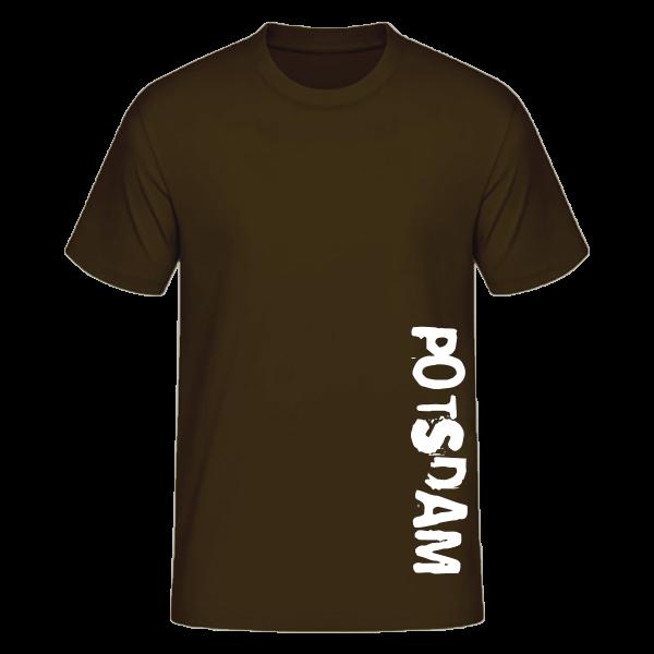 T-Shirt Potsdam (Motiv: Slam)