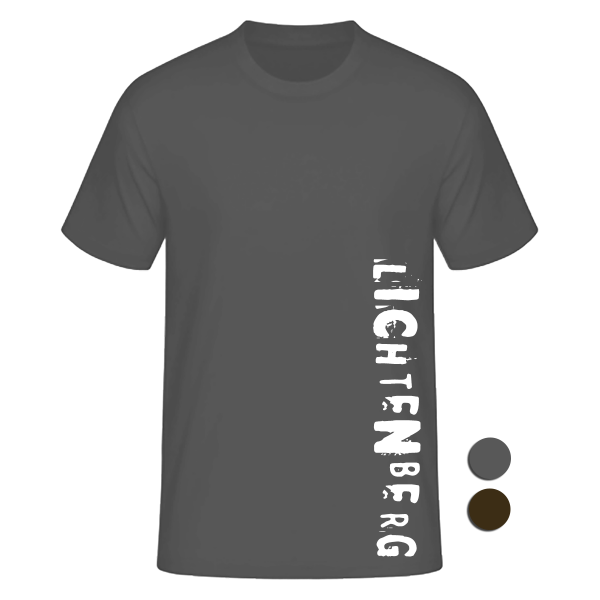T-Shirt Lichtenberg (Motiv: Slam)
