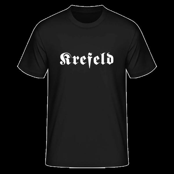 """Unisex T-Shirt Altdeutsch """"Krefeld"""""""