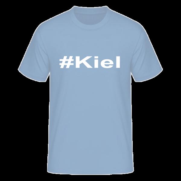 T-Shirt Kurzarmshirt #Kiel