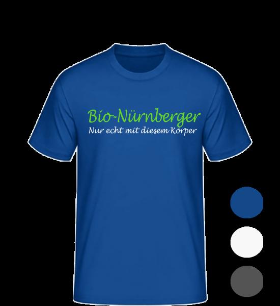 T-Shirt Bio-Nürnberger