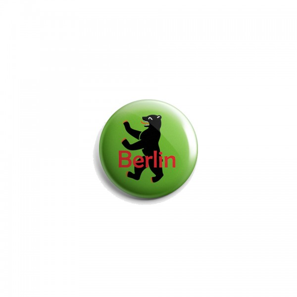Button Berliner Bär