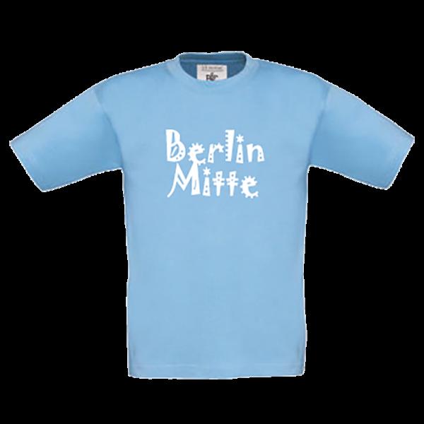 Jungen T-Shirt Mitte