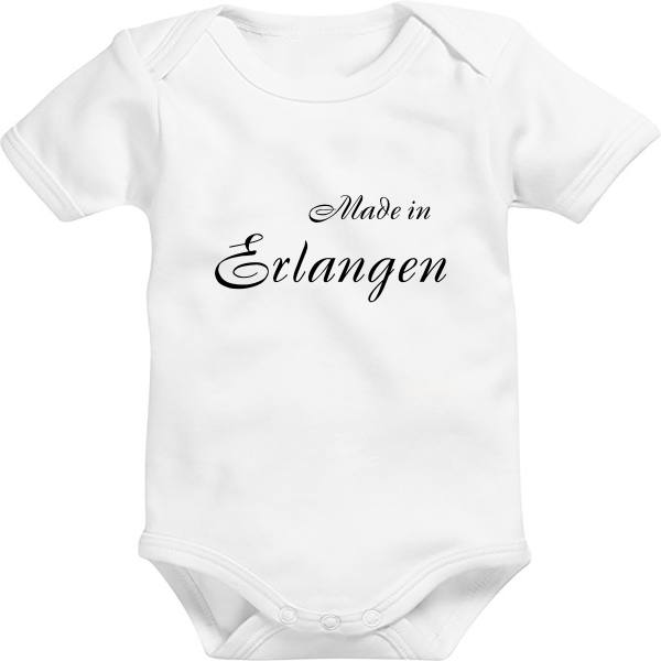 Baby Body: Made in Erlangen