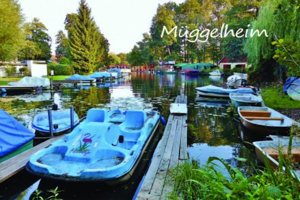Müggelheim- Magnet #1