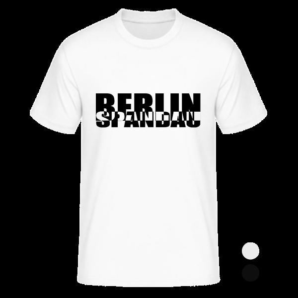 T-Shirt Spandau Schachbrett
