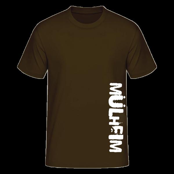 T-Shirt Mülheim (Motiv: Slam)
