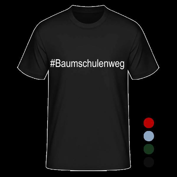 T- Shirt/ Kurzarmshirt #Baumschulenweg