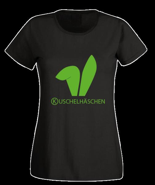 T- Shirt Kuschelhäschen Frau